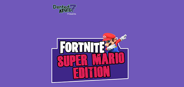 Fortnite Battle Bus – Super Mario Edition Available